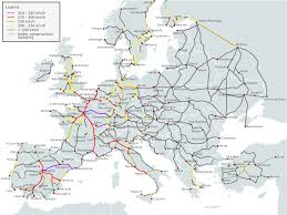 rail europe map file high speed railroad map europe 2011 svg wikimedia commons