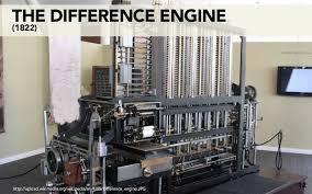 the difference engine 1822 http upload wikimedia org wikipedia en u2026