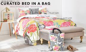 limited edition bed in a bag deny designs