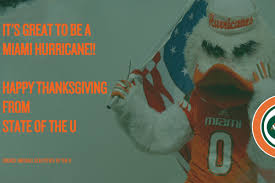 happy thanksgiving from state of the u state of the u
