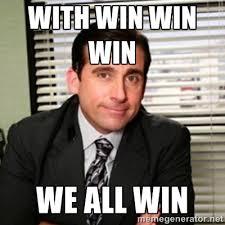 Win Meme - software testing article win win win
