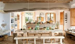 bench delightful rustic dining table with bench seats ravishing