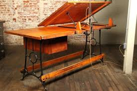 The Drafting Table Impressive Antique Architect Desk The Drafting Table Ovs