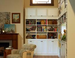 family room storage living room design ideas by california closets