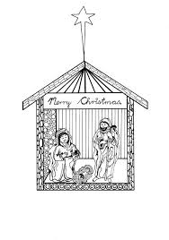printable coloring pages nativity scenes free printable nativity scene coloring pages