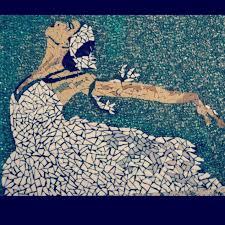 tutorial edit foto mozaik balerin mozaik pano mozaik pinterest