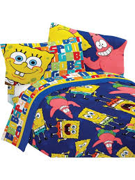 Spongebob Bedding Sets Spongebob Squarepants Bedding And Room Decorations