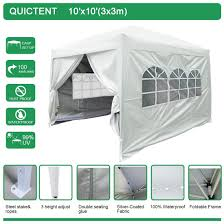 Quest Pop Up Canopy by Ez Pop Up Canopy Tent