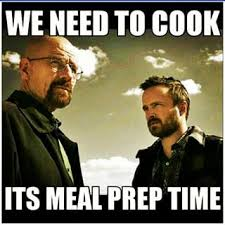 Meal Prep Meme - how to become a meal prep master