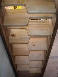 Alternate Tread Stairs Design Best Adjustable Stair Ladder Latest Door U0026 Stair Design