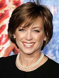 short hairstyles for older woman with fine thin hair fine thin