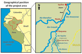 Scc Map Tramm I 2014 Presence Of Giant Otters Pteronura Brasiliensis