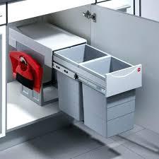 poubelle pour meuble de cuisine poubelle de cuisine sous evier meuble pour evier cuisine meuble