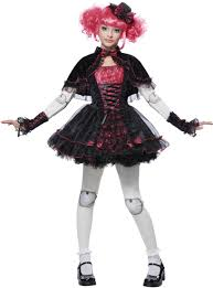 halloween dolly doll halloween costume