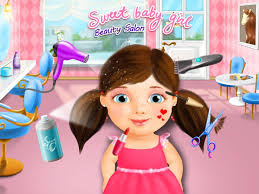 sweet baby beauty salon android apps on google play