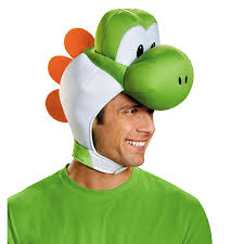 egg halloween costumes amazon com disguise men u0027s yoshi costume accessory headpiece