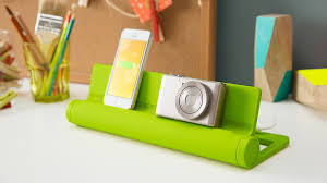 a charging station to keep you organized and happy