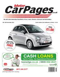 motor car pages south edition 6 11 2014 by loot issuu