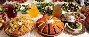 cuisine azerbaidjan factors affected creation and development of azeri cuisine