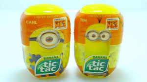 minion tic tacs where to buy minions banana tic tac limited edition