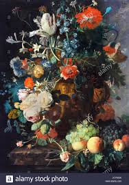flowers and fruit jan huysum still with flowers and fruit 1700 1749 on