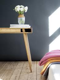 Schreibtisch Eiche Modern Poet Desk Von Nordic Tales I Holzdesignpur
