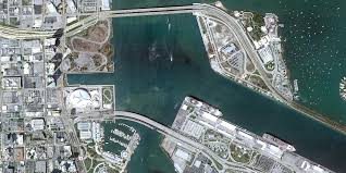 Port Of Miami Map by New Page 1