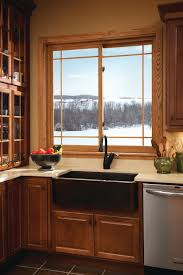 kitchen decorating kitchen window designs bay or bow window