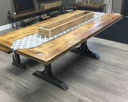 Rustic Farmhouse Dining Tables Rustic Dining Table Etsy