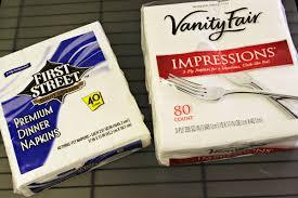 Vanity Napkins Cheesy Broccoli Casserole Home Cooking Memories