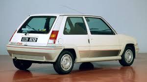 renault 5 coches para el recuerdo renault 5 gt turbo prueba original