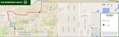 Usf Map Usf Riverfront Park U2013 Siren Designs