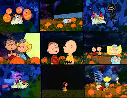 peanuts halloween wallpaper wallpapersafari