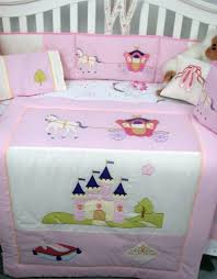 Nursery Bed Sets Soho Royal Princess Baby Crib Nursery Bedding Set 13 Pcs Included