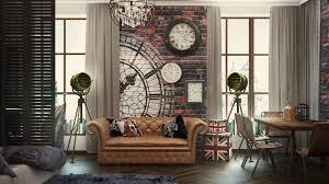 Apartment Styles Clock Design Interior Design Ideas