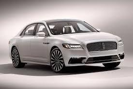 lincoln 2017 crossover 2017 lincoln continental black label awd first drive review