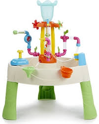 Little Tikes Play Table Slash Prices On Little Tikes Fountain Factory Water Table