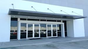 Houston Awnings Metal Awning Commercial Aluminum Awnings Canopies Commercial Metal
