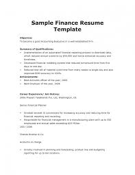 finance resumes awesome financial modelling resume images simple resume office