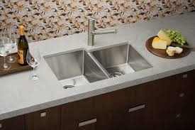 Cleaning Ways For Kitchen Stainless Steel Sinks Wearefound Home - Stainless steel kitchen sink cleaner