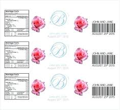 label templates for word free wine label template word water bottle label template wine bottle