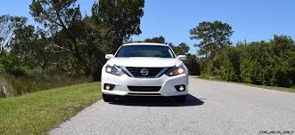 Nissan Altima Platinum - road test review 2016 nissan altima sl by tim esterdahl