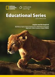 cengage learning national geographic learning educational