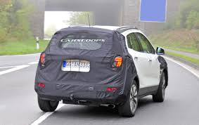 opel mokka trunk scoop opel u0027s mokka undergoes a light nip and tuck for 2016