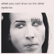 Eyebrow Meme - the best eyebrows memes memedroid