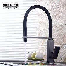 pulldown kitchen faucets black pull kitchen faucet square brass kitchen mixer sink