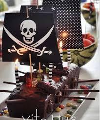 cuisine pirate gateau anniversaire je fouine tu fouines il fouine