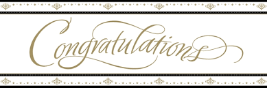 wedding congratulations banner wedding congratulations banner