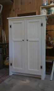 Pine Kitchen Pantry Cabinet Furniture Jelly Cupboard Pie Keeper Cabinet Pine Storage Shelves