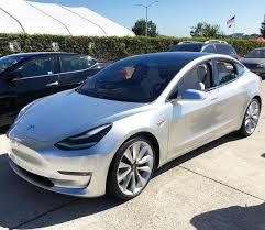 has tesla model 3 already taken a bite out of the competition u0027s